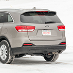 Kia Sorento Hitch Application - Southside Hitch