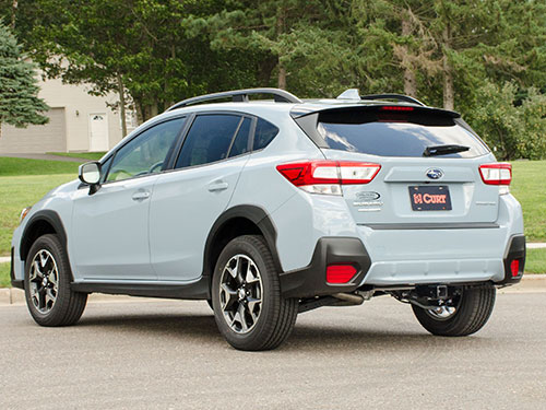 Subaru Cross Trek Hitch Application - Southside Hitch
