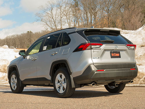 Toyota Rav4 Hitch Application - Southside Hitch