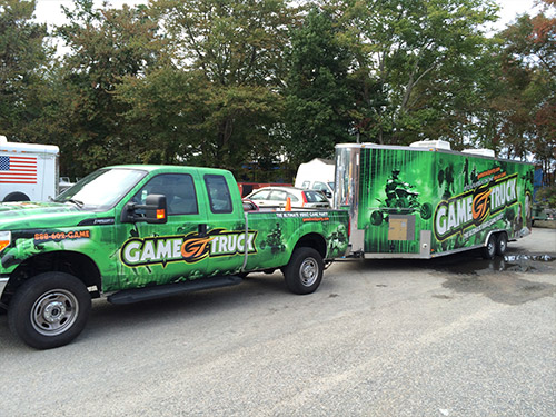 Southside Hitch - Game Truck